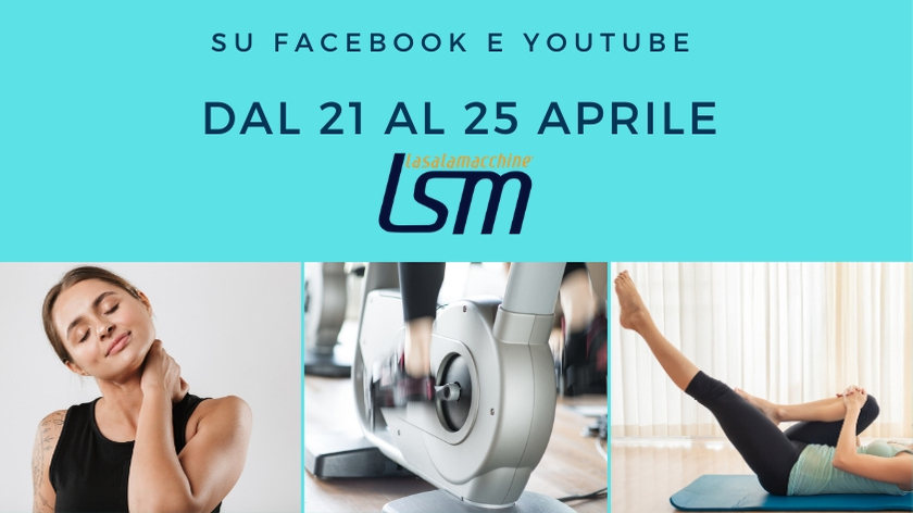 Programma video lsm dal 21 al 25 aprile