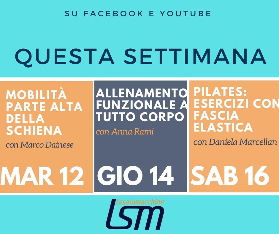 programma video lsm 12 maggio