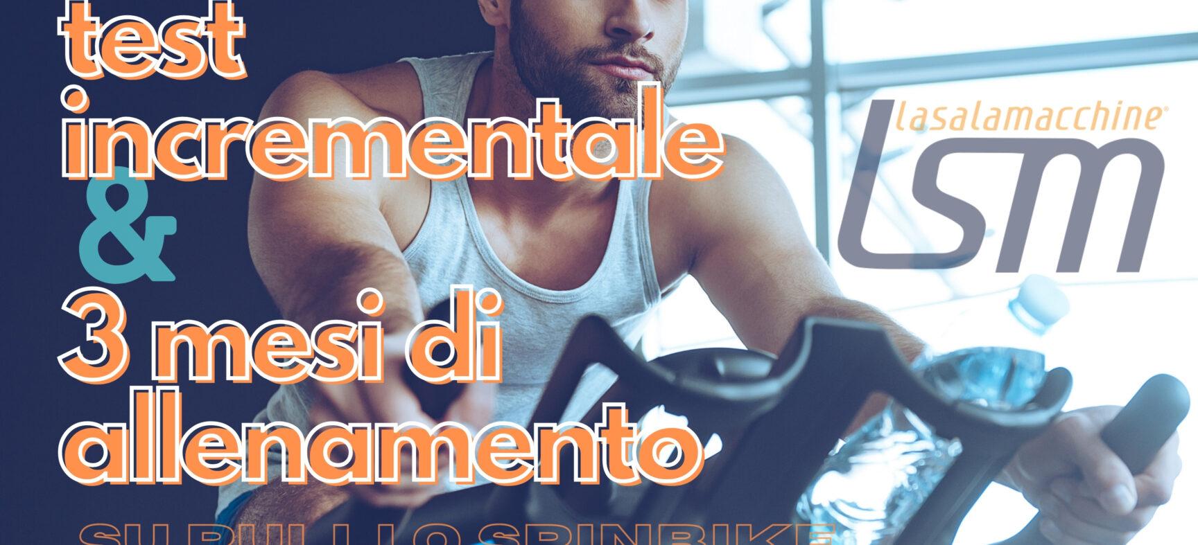Programma di 3 mesi di allenamento a casa con rulli o spinbike