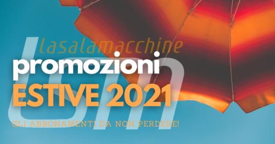 Promozioni ESTIVE 2021 LSM